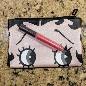 Ipsy x Betty Boop Bag and Lip Bundle NEW
